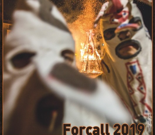 Sant Antoni 2019 CARTELL FORCALL