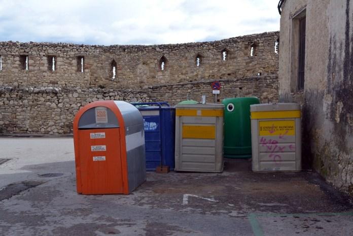Morella reclama millorar el servei de reciclatge