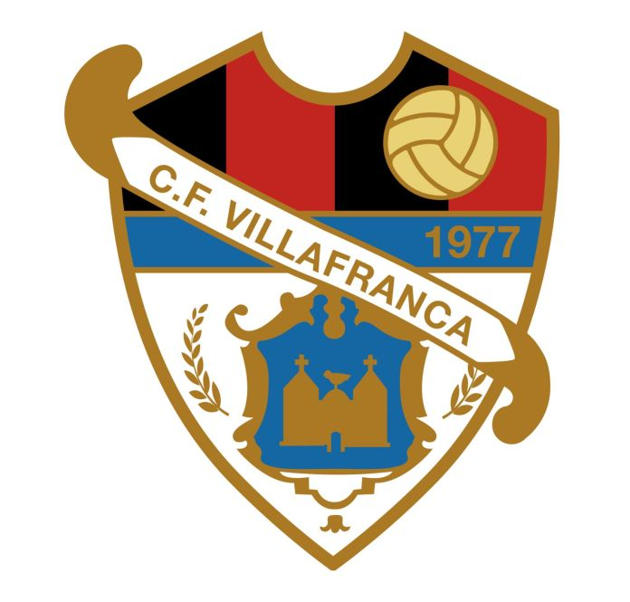 El C.F. Vilafranca Medalla de la Vila 2019
