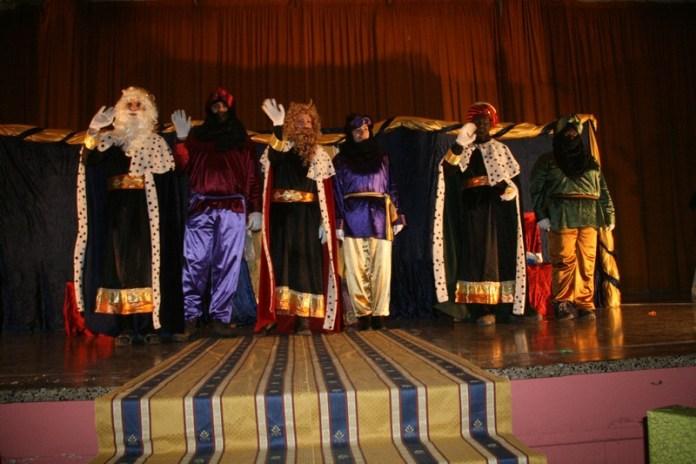 La magia de los Reyes Magos en la Iglesuela