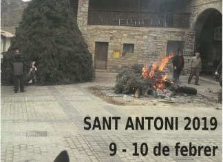 Portell celebra Sant Antoni el 9 i 10 de febrer