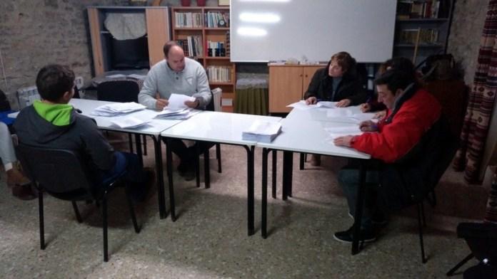 Eleccions primàries a Castellfort