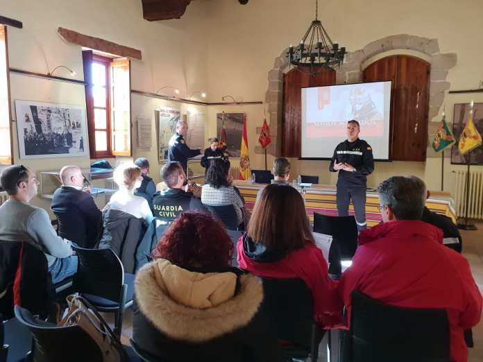 L'UME torna a triar Vilafranca per a les seues maniobres hivernals