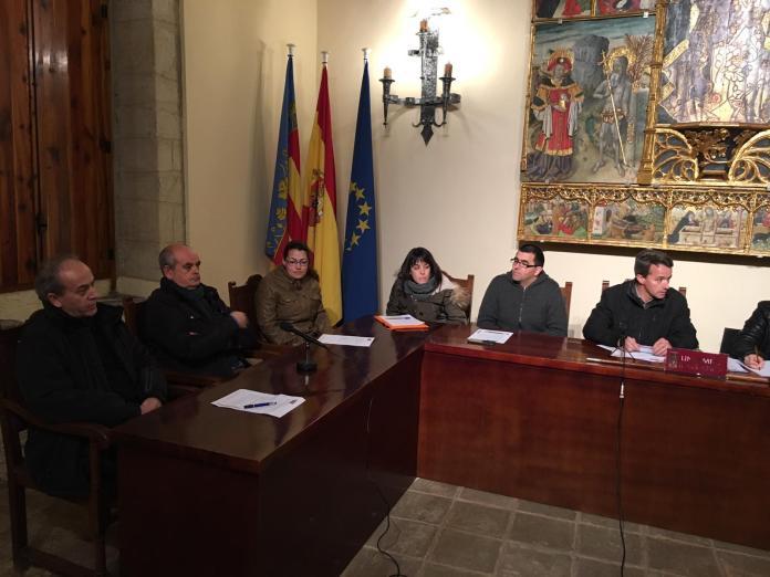 Ple ordinari de febrer a Vilafranca