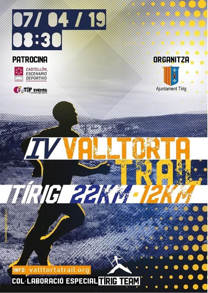 Tírig es prepara per a la Valltorta Trail 2019