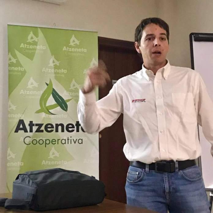 Jornada tècnica sobre el conreu de l'ametler a la Cooperativa d'Atzeneta