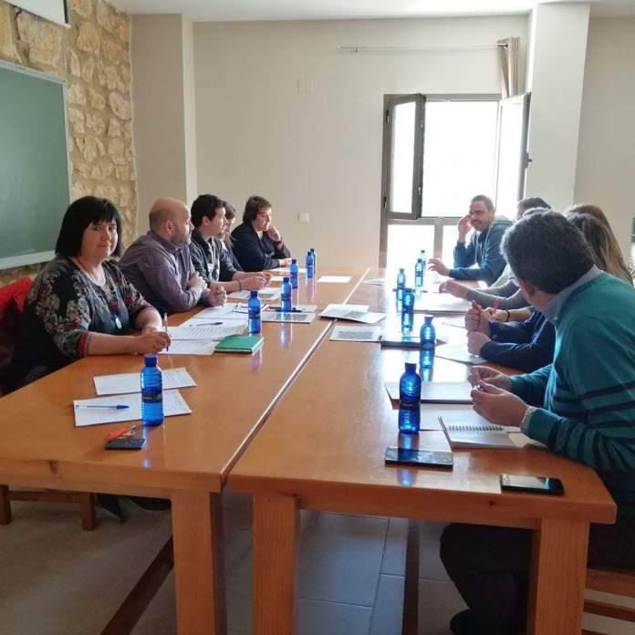 Reunió dels pobles que participen en el Pla de posada en valor de l'art rupestre castellonenc