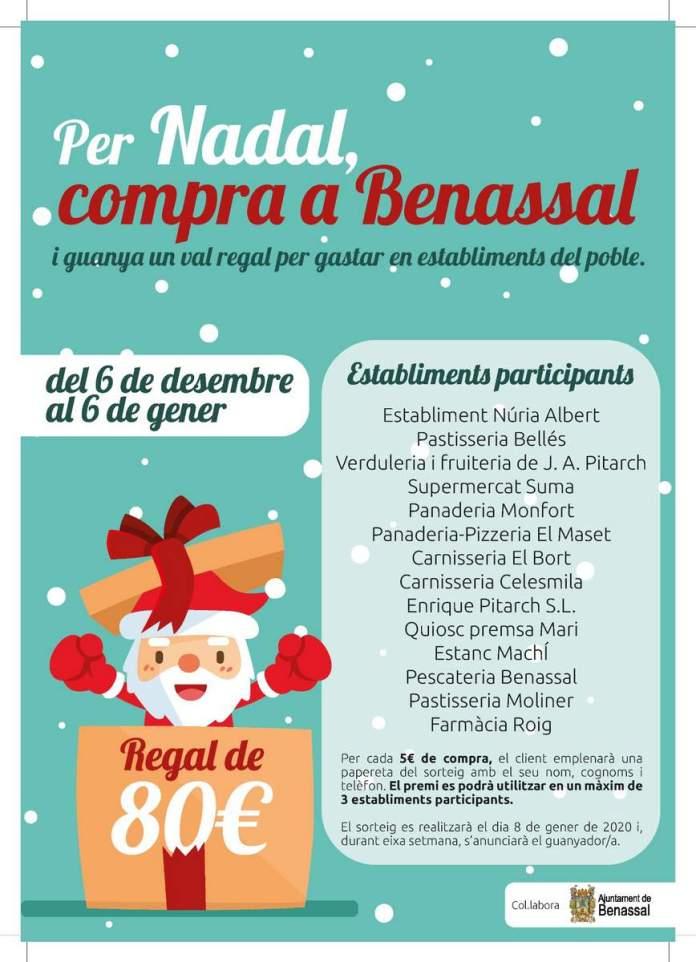 Campanya Compra a Benassal