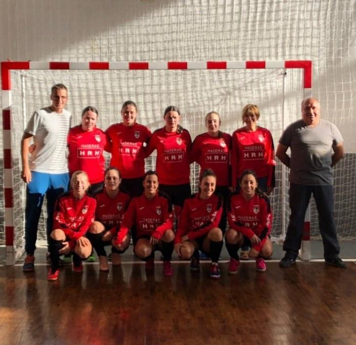 femení futbol sala vilafranca