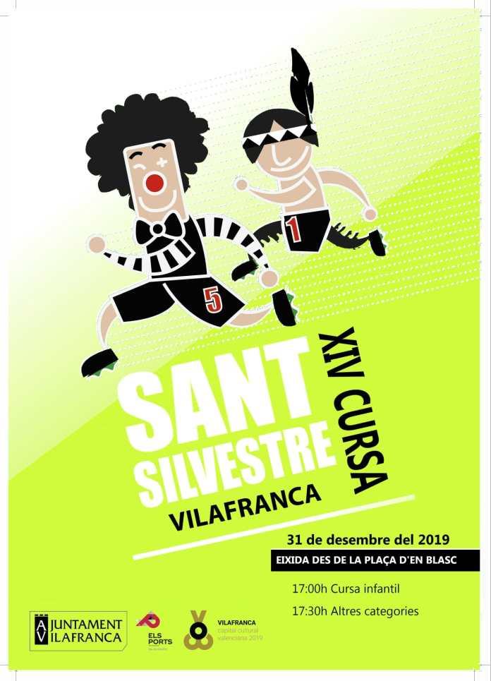 Vilafranca celebra el martes 31 la San Silvestre