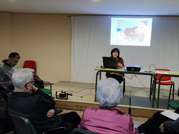 Xarrada-debat sobre la Declaració Universal dels Drets Humans a Benassal