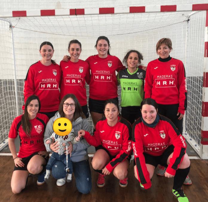 femení futbol sala 2020