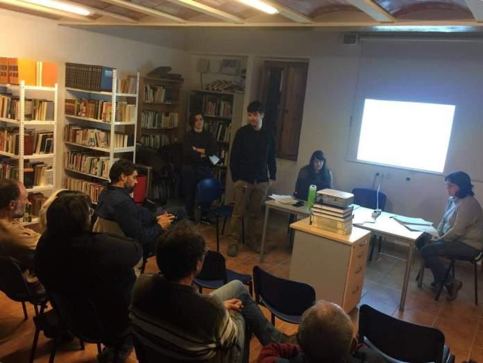 Presentació de la xarxa comarcal d'iniciatives empresarials de la Mancomunitat Els Ports a Ares