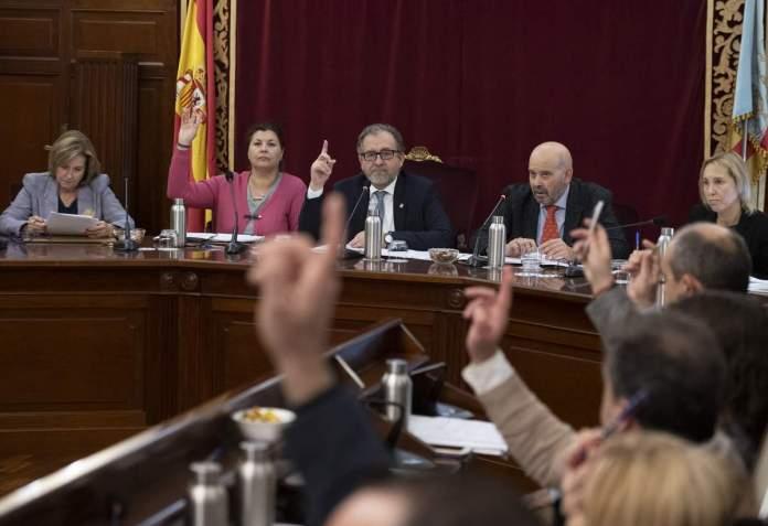 Ple de la Diputació de Castelló