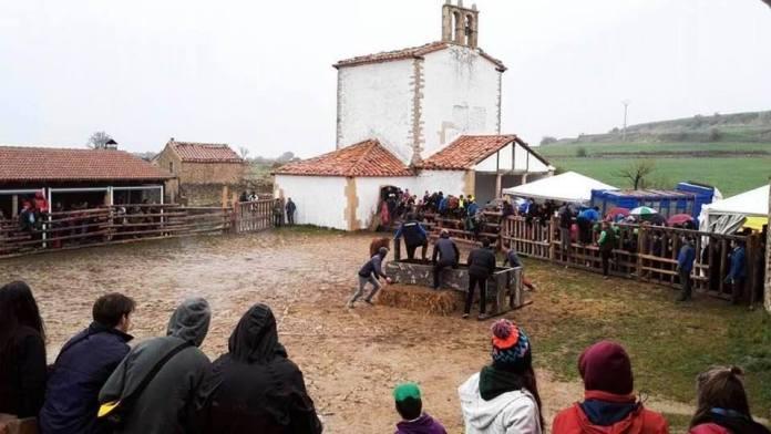 Fiesta de San Blas en Cantavieja