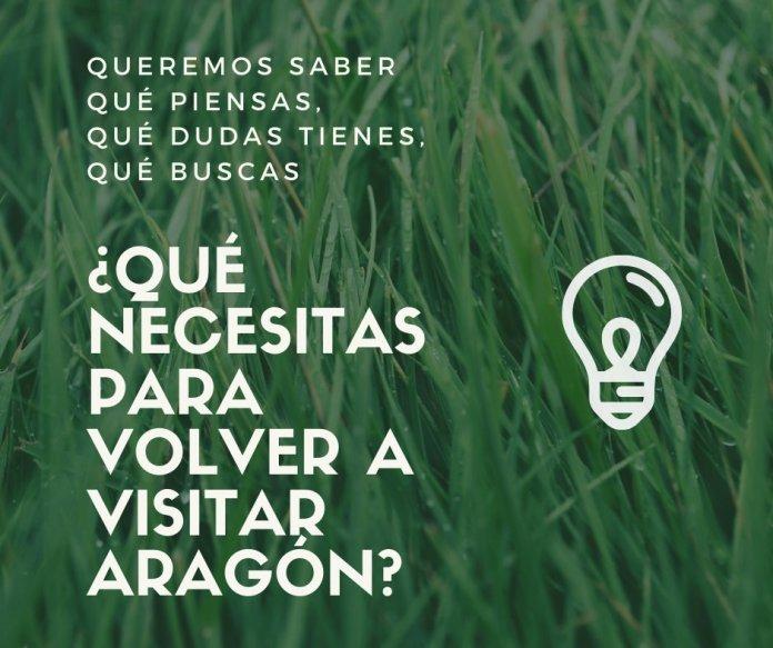 Encuesta sobre el turismo en Aragón