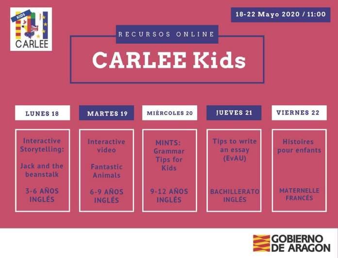 Programa Carlee Kids