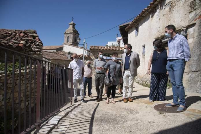 Visita de José Martí a Castell de Cabres