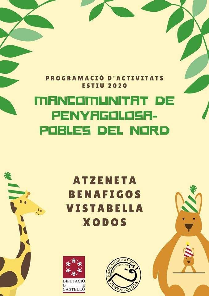 Activitats per a xiquetes i xiquets a la Mancomunitat Penyagolosa-Pobles del Nord