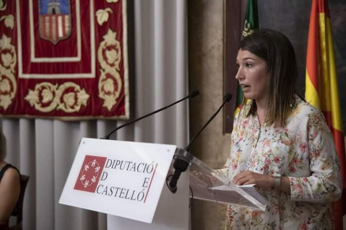 María Jiménez, diputada de patrimoni