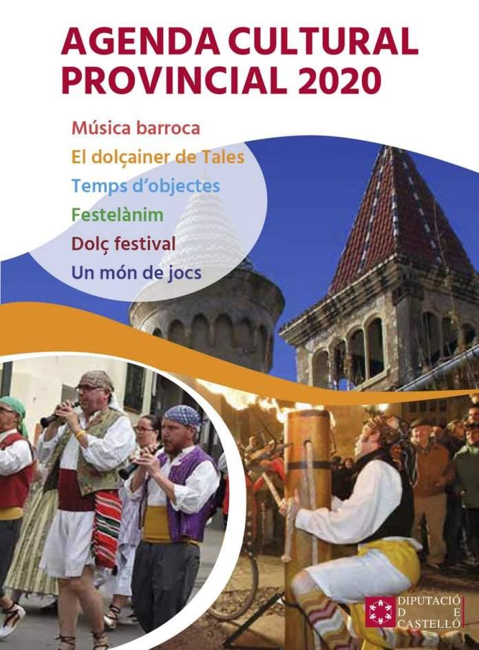 Agenda Cultural Provincial