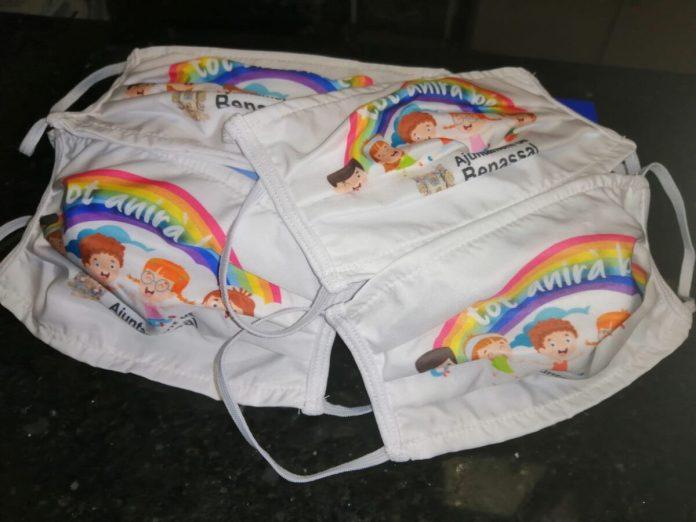 Mascaretes per a xiquetes i xiquets a Benassal