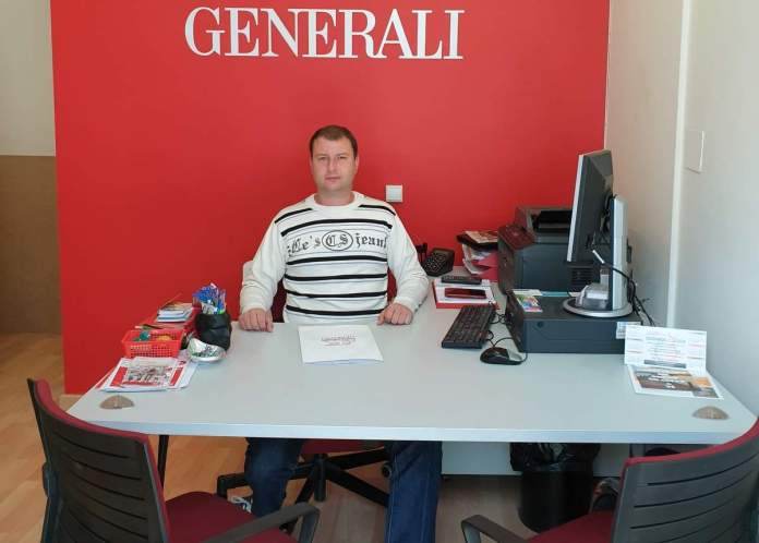 Ivan Escorihuela Sales de Generali Seguros