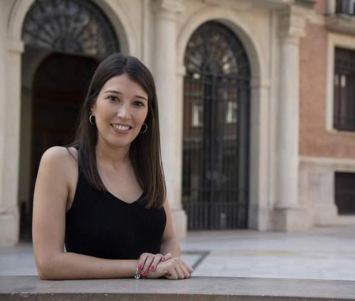 María Jiménez, diputada de Medi Natural
