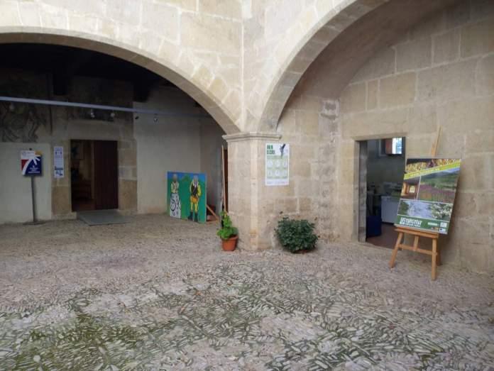 Oficina de turisme de Sant Pau