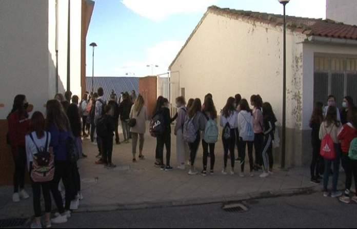 Avui s'han iniciat les classes amb normalitat a l'IES de Vilafranca