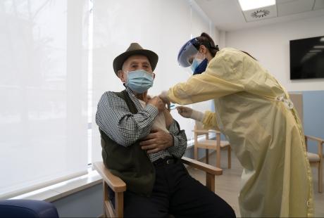Vacuna Aragón