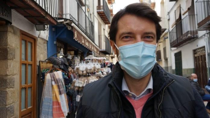 Jesus Lecha, portaveu del PP a Morella