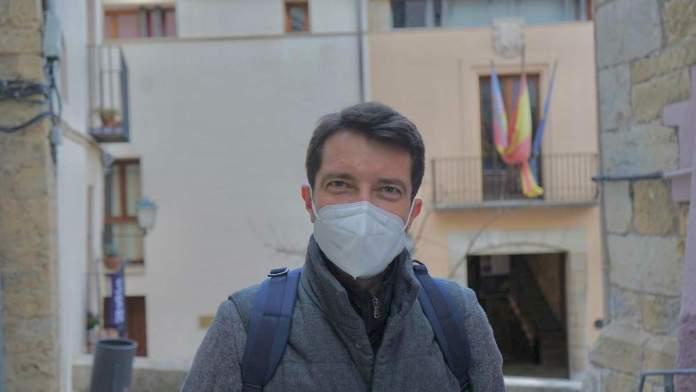Jesús Lecha, portaveu del PP a Morella