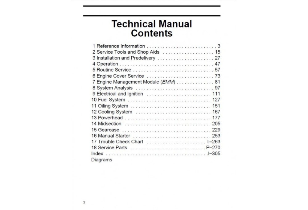 medium resolution of service manual 2016 evinrude mfe 30 hp