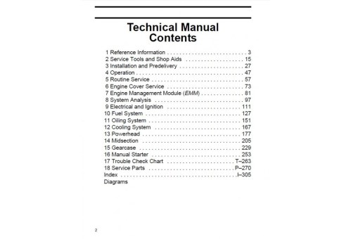 small resolution of service manual 2016 evinrude mfe 30 hp