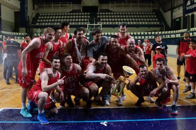 Atenas se consagró Super Campeón del año