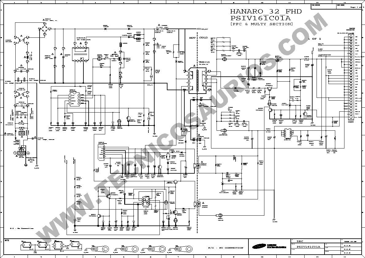 Samsung Samsung BN44 00261A pdf Diagramas de Televisores
