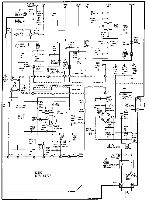Emerson Tv Power Supply Wiring Diagram Subwoofer Power