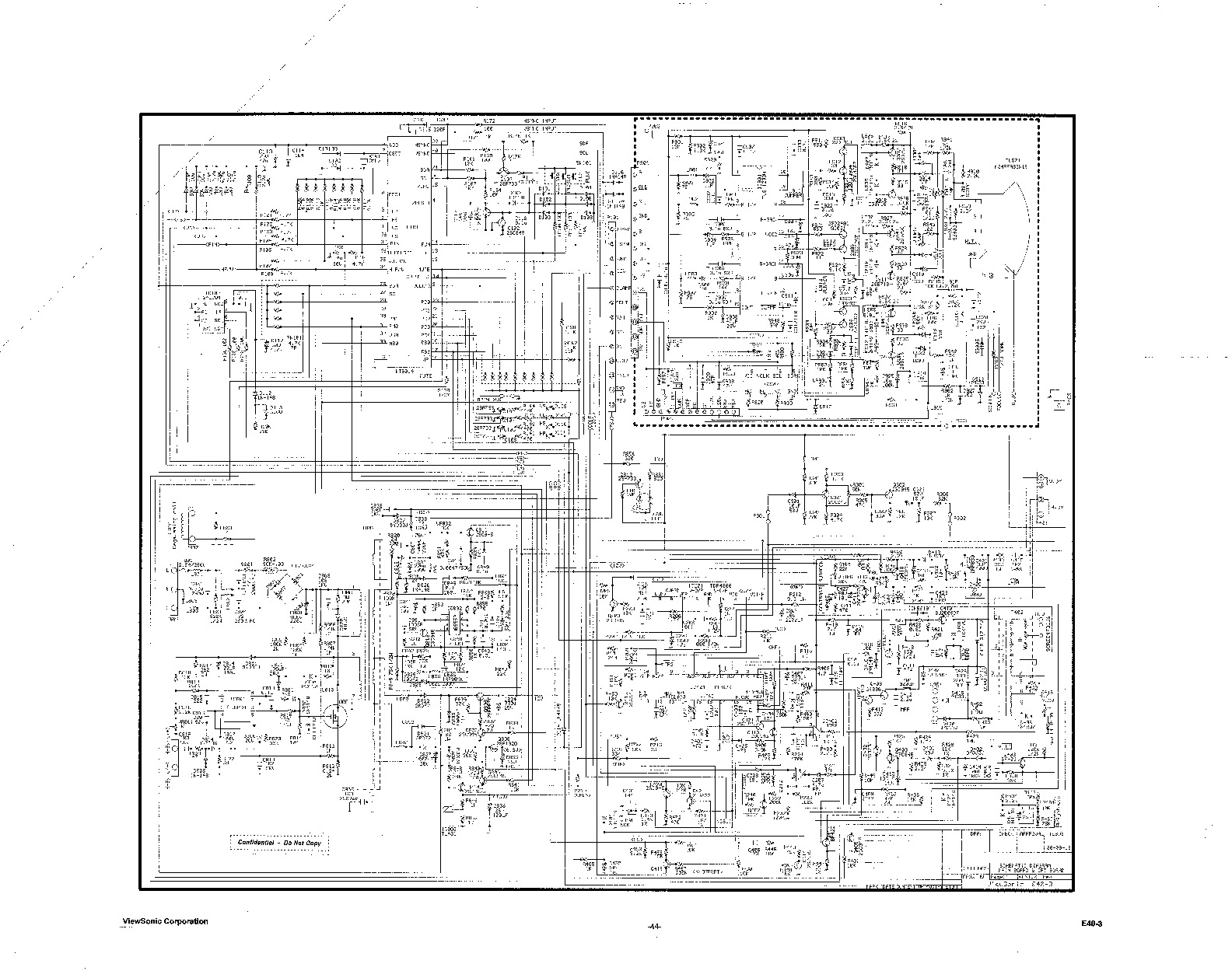 Viewsonic Manual Auto Electrical Wiring Diagram Lcd Vp2290b Assembly Procedure Pjd5133