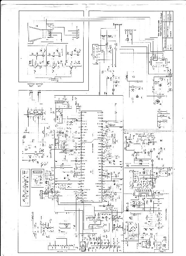 Cyberlux Cyberlux TVSSCX 21JP pdf Diagramas de Televisores