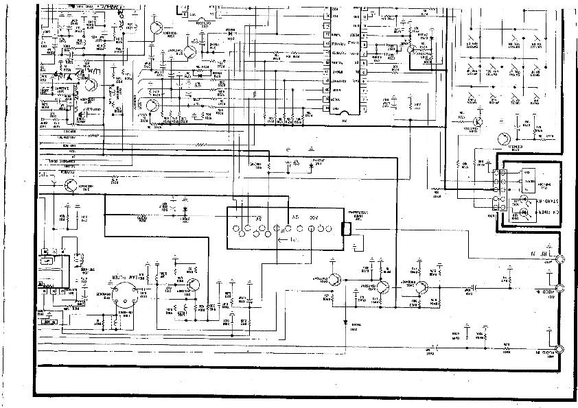 Daewoo DAEWOO DTH 1427FS/DTH 2027FS pdf1 pdf Diagramas de