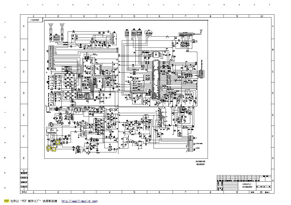 jvc c n21103 c n21310 tv schematic diagram