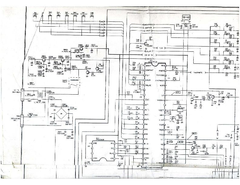 LG GOLDSTAR CN 20A30 NC4HA NC4HA pdf Diagramas de