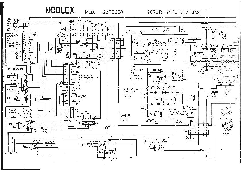 NOBLEX Noblex 20TC650 20RLR NN Noblex 20tc650 20rlr nn pdf