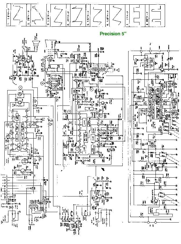 BROKSONIC 12″ Presicion Esquemas TV pdf Diagramas de