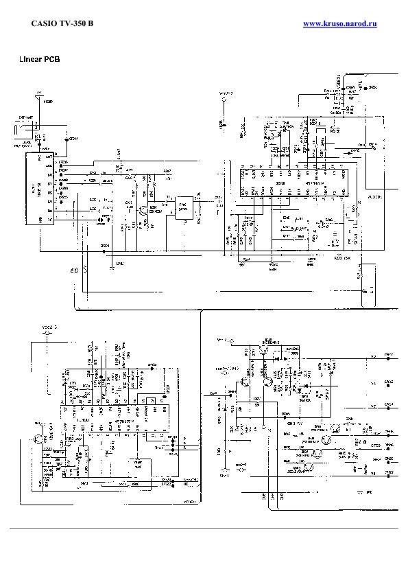 CASIO casio 350b pdf Diagramas de Televisores Lcd y Plasma