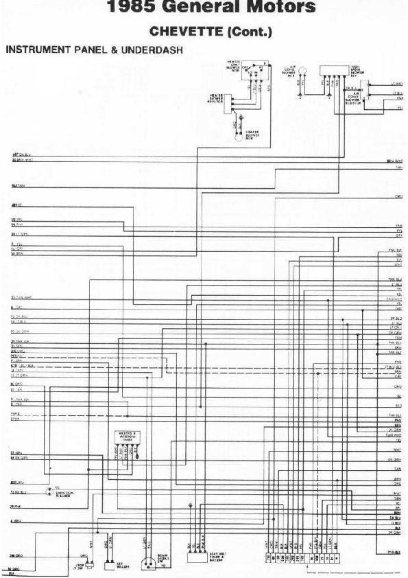 chevette diag85075 small pdf Diagramas de autos