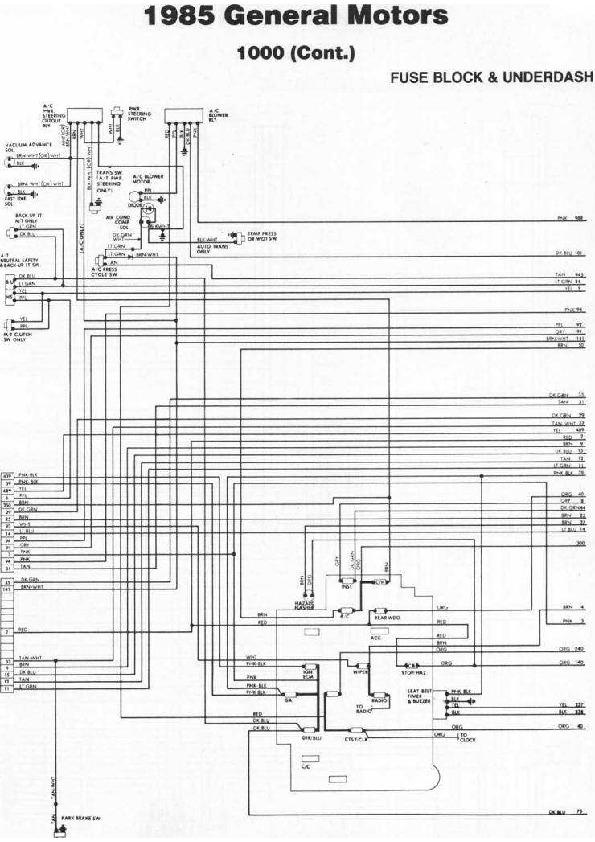 Pontiac 1000 diag85078 small pdf Diagramas de autos