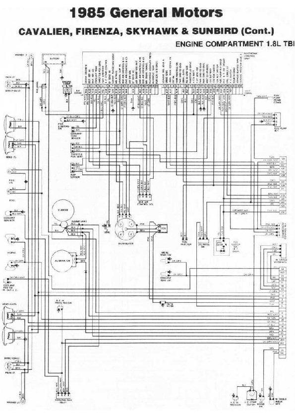 Oldsmobile firenza diag85086 small pdf Diagramas de autos