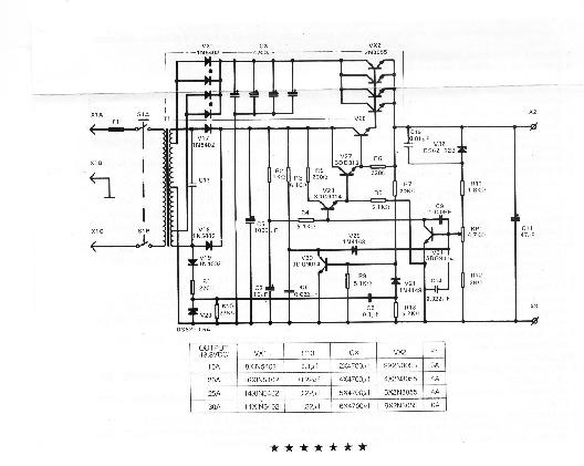 Fuente Nipon Fuente Nipon pdf Diagramas de fuentes